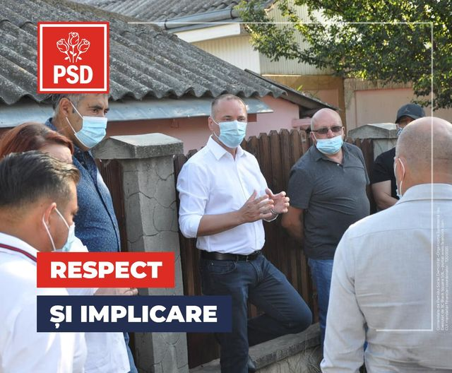 Vasile Toma - Respect si Implicare